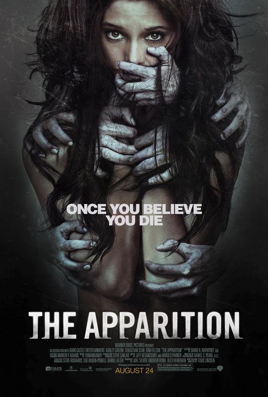 Horror Movie Trailer – The Apparition