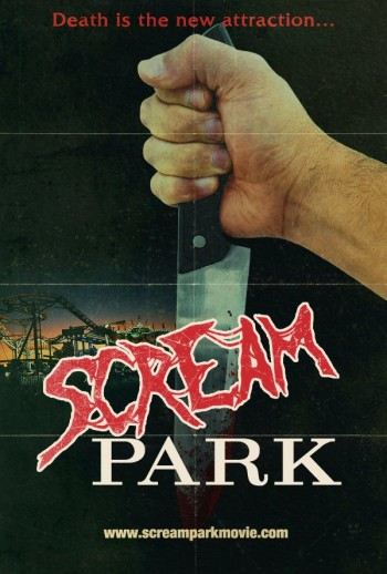 Horror Movie Trailer – Scream Park