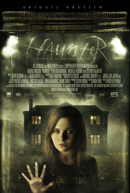 Horror Movie Trailer – Haunter