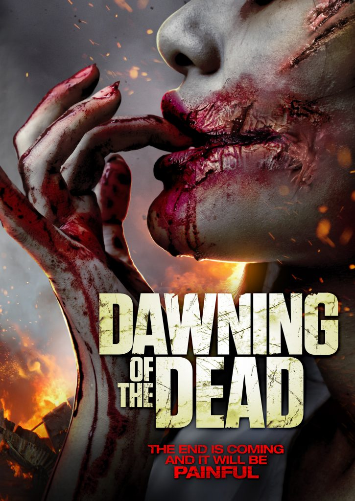 Dawning of the Dead movie poster