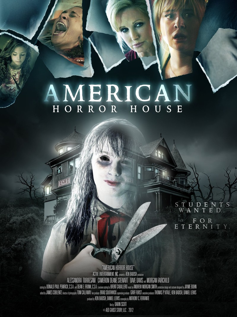 American horror house 2012 students wanted for for American horror house